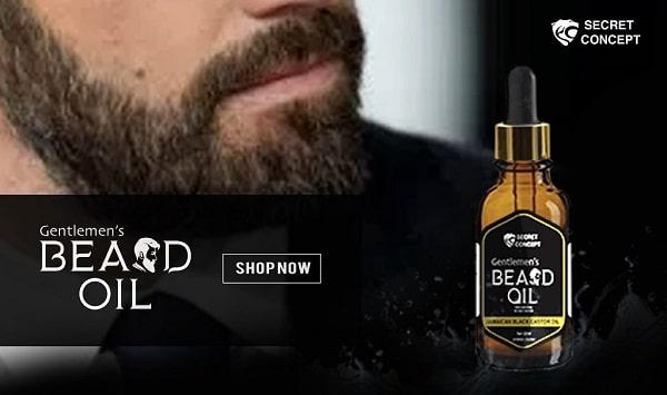 SC Beard Oil