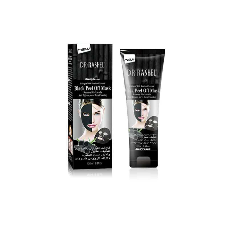 Dr.Rashel Black Peel-off Mask Remove Blackheads, 120 ml - BeautyRe