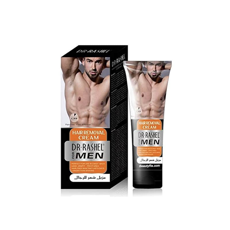Dr Rashel Hair Removing Cream For Men 120 Ml Beautyre