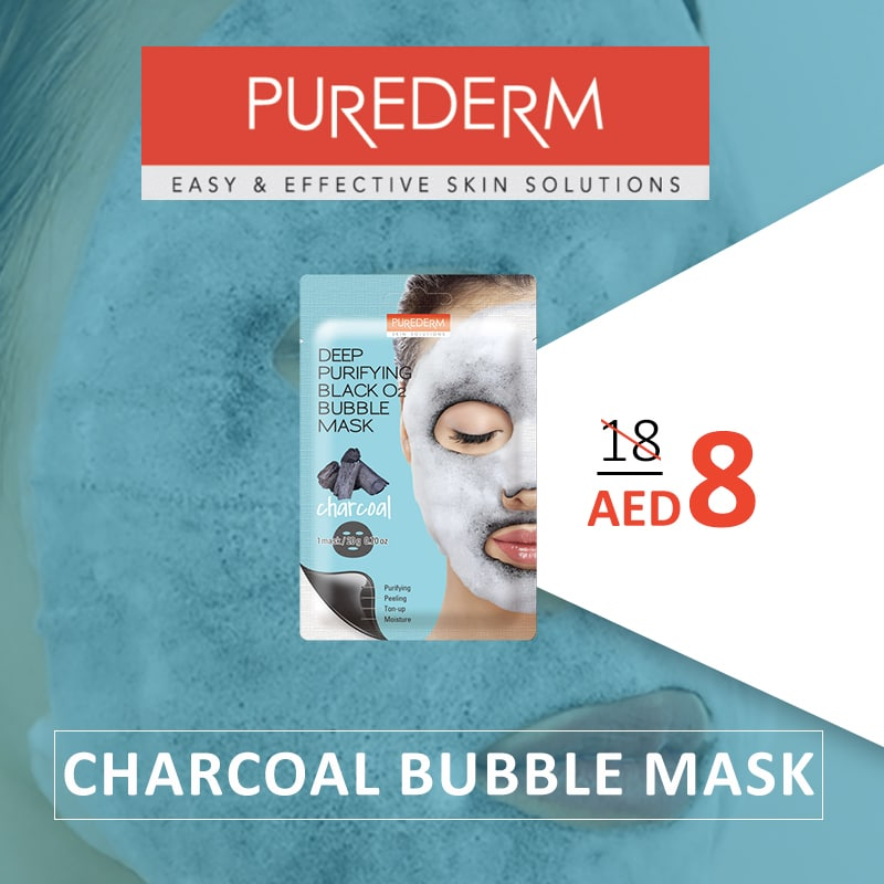 Purederm Bubble Mask