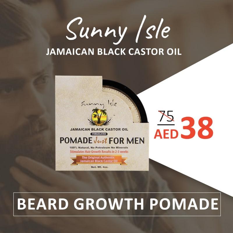 Sunny Isle Beard Growth
