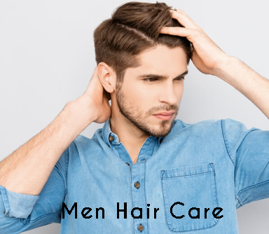Men hair care
