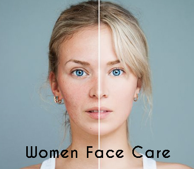 women face care