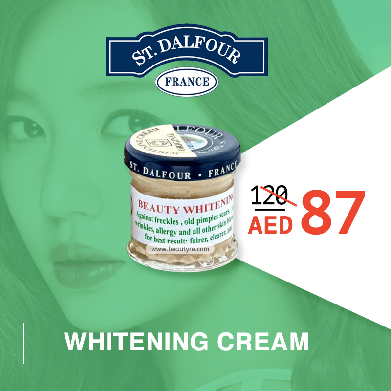 Original St. Dalfour Cream, Dubai, UAE